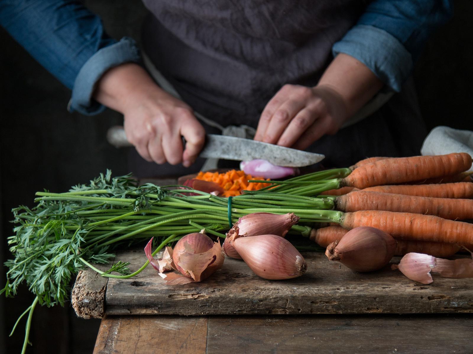 Perché cucinare con lo Scalogno dell'Emilia