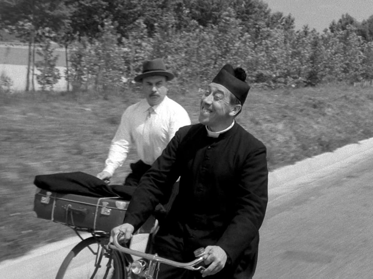 Don Camillo e Peppone nella Bassa reggiana descritta da Guareschi e Zavattini