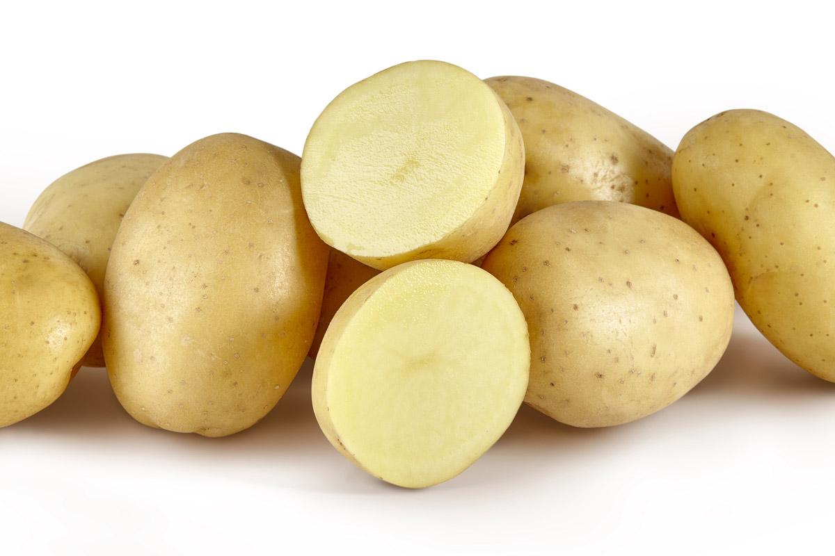 Patate novelle e patate vecchie
